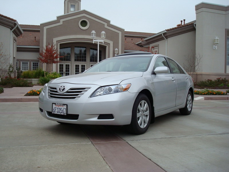 2013 Toyota Camry Image