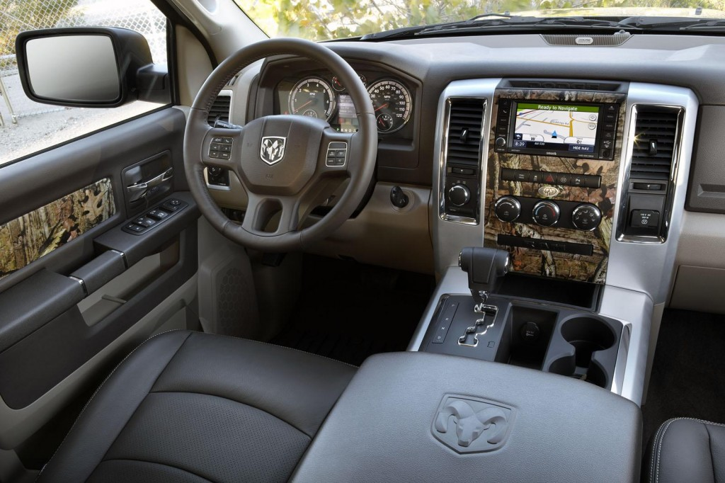 Dodge 2012 Ram 1500 Interior Photo