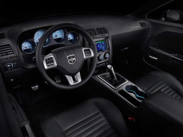Dodge Challenger 2012 Interior Design Picture