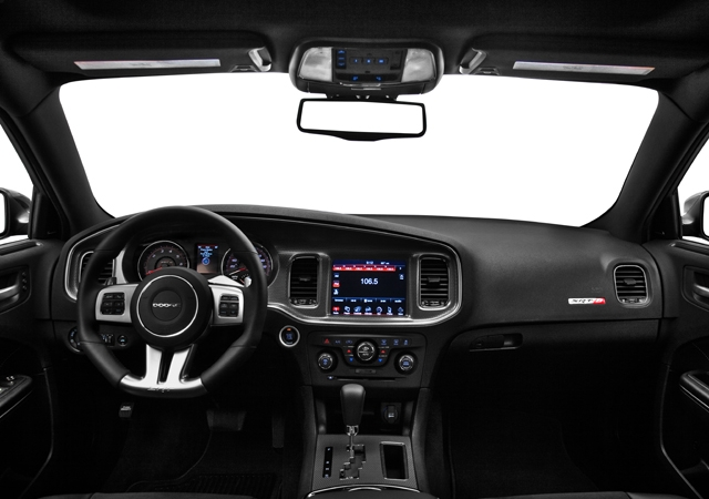 Dodge Charger Interior Design Photo