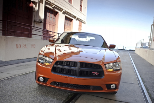 Dodge Charger R/T on the Road Image