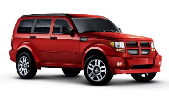 Dodge Nitro 2011 Design Image