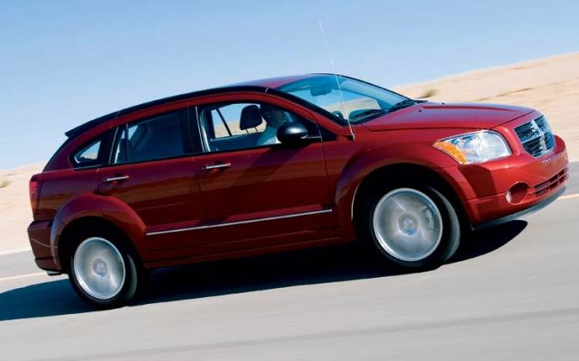 Photo of Dodge Caliber SE 2012