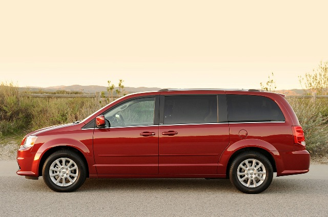 Photo of Grand Caravan Side View