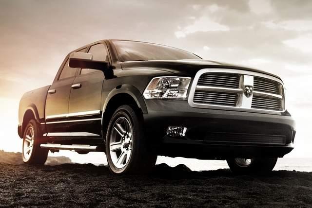 Dodge 2012 Ram Lamarie Photo