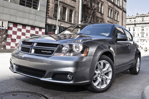 Dodge Avenger 2012 Photo