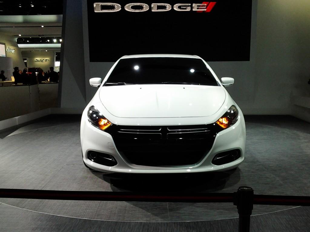 Dodge Dart 2013 Model Photo