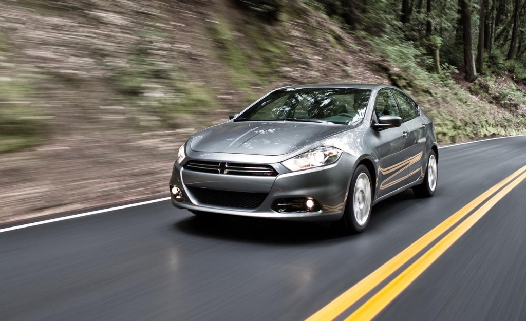 Dodge Dart 2013 Vehicle Photo