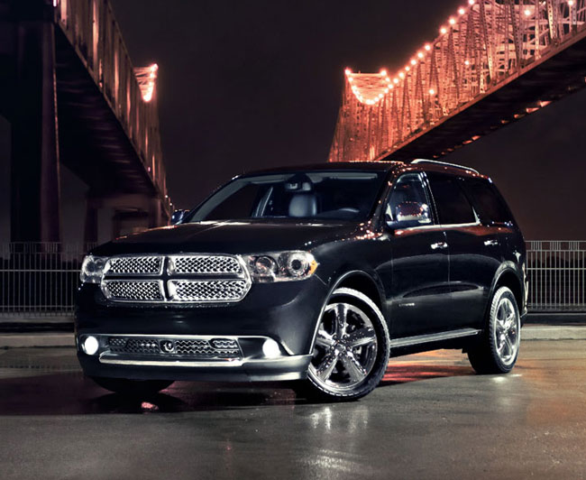 Dodge Durango 2012 Model Photo