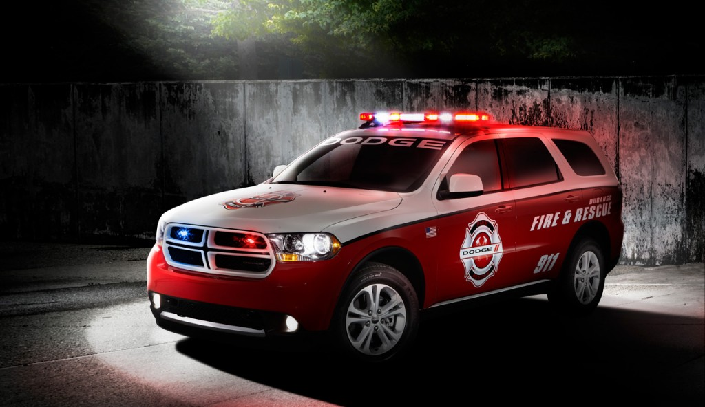 Dodge Durango 2012 Special Service Model Photo