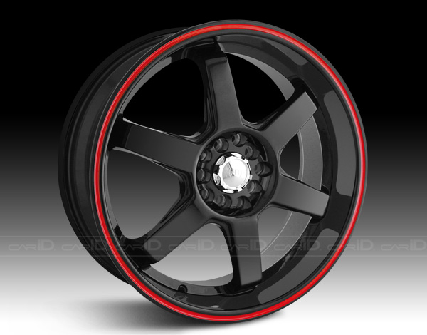 AKITA RACING STYLE Wheels for Dodge Photo