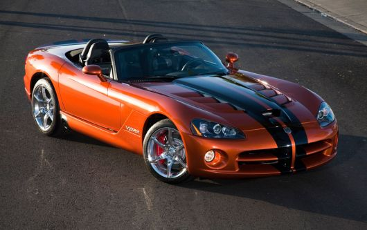 Dodge-Viper-SRT10-Photo