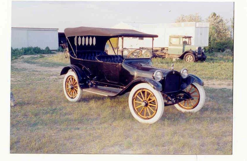 Dodge of 1916 Photo