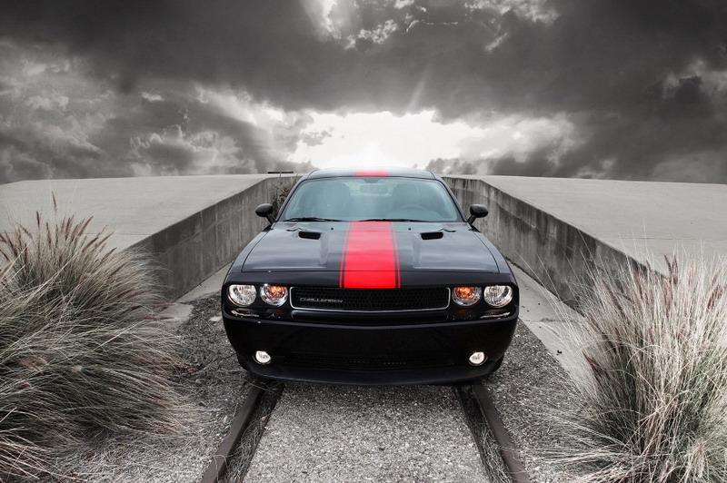 Dodge Challenger 2012 Image