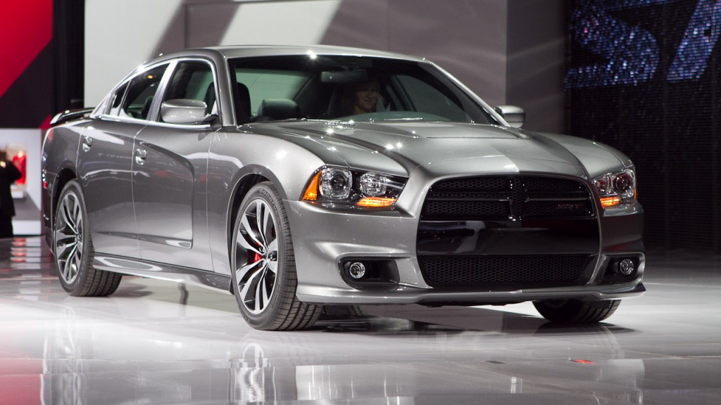 Dodge Charger 2012 Pic