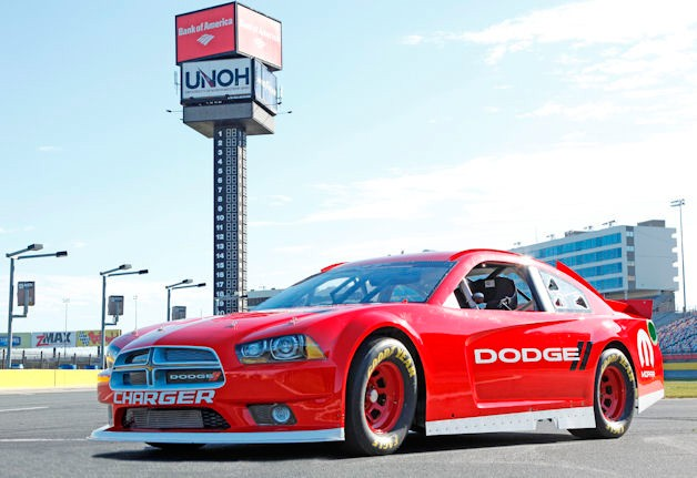 Dodge Charger for NASCAR Photo