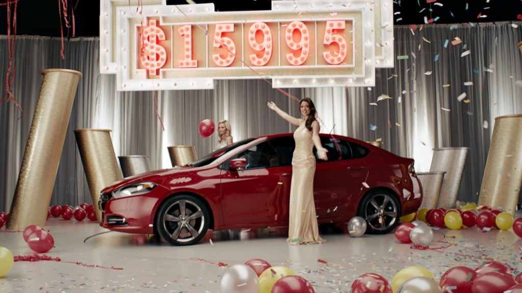 Dodge Dart 2013 Commercial Snap Shot