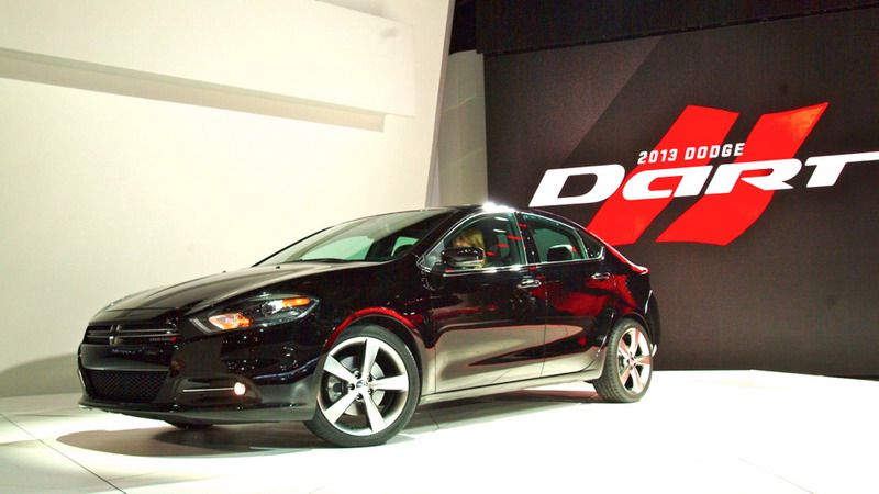 Dodge Dart 2013 Model Pic