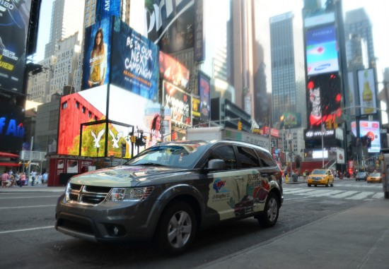 Dodge Journey New York Photo