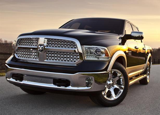 Dodge Ram 2013 Image
