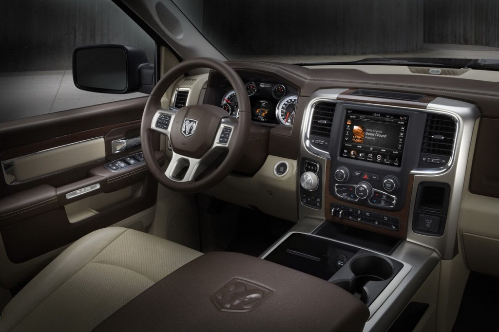 Dodge Ram 2013 Interior Photo