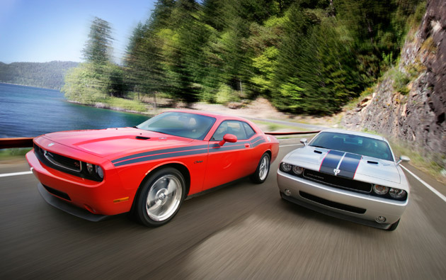 Image of Dodge Models with Pentastar V6