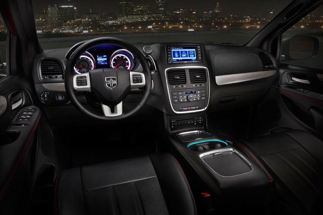 2012 Dodge Grand Caravan Image