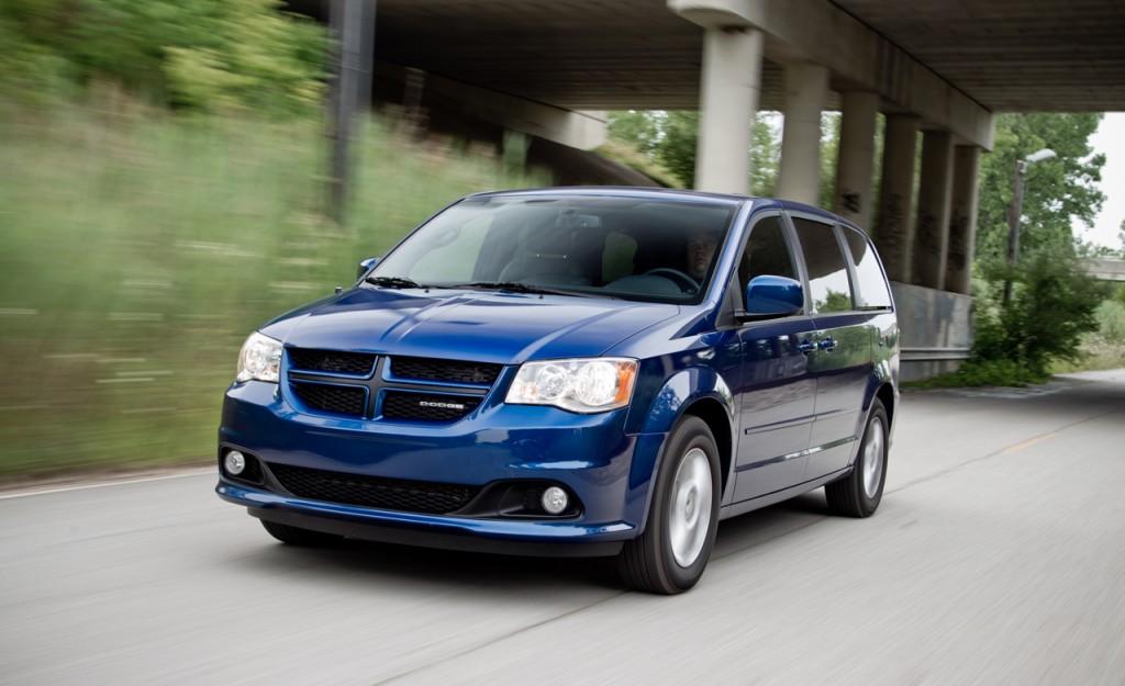 2012 Dodge Grand Caravan Pic