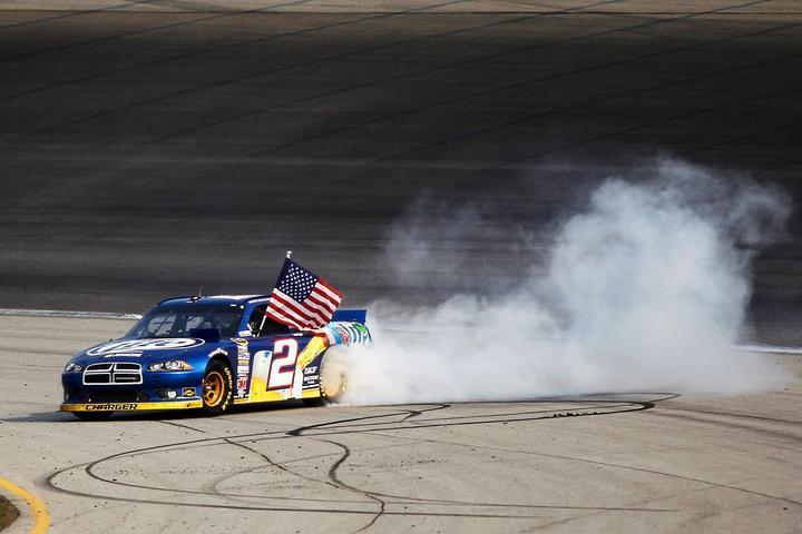 Brad Keselowski Dodge Charger Pic