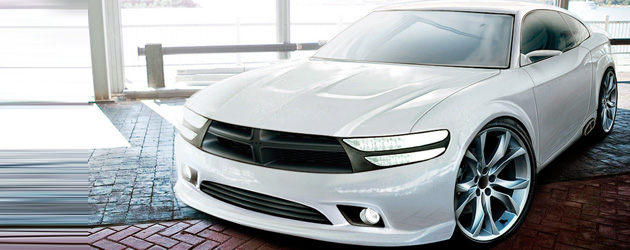 Dodge Barracuda 2015 Image