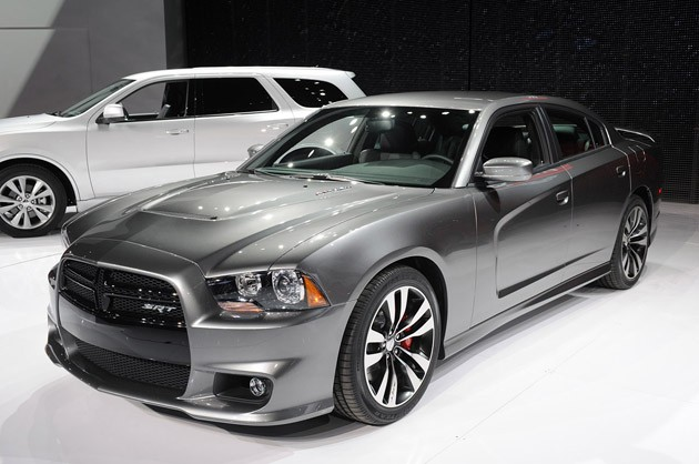 Dodge Charger 2012 Image