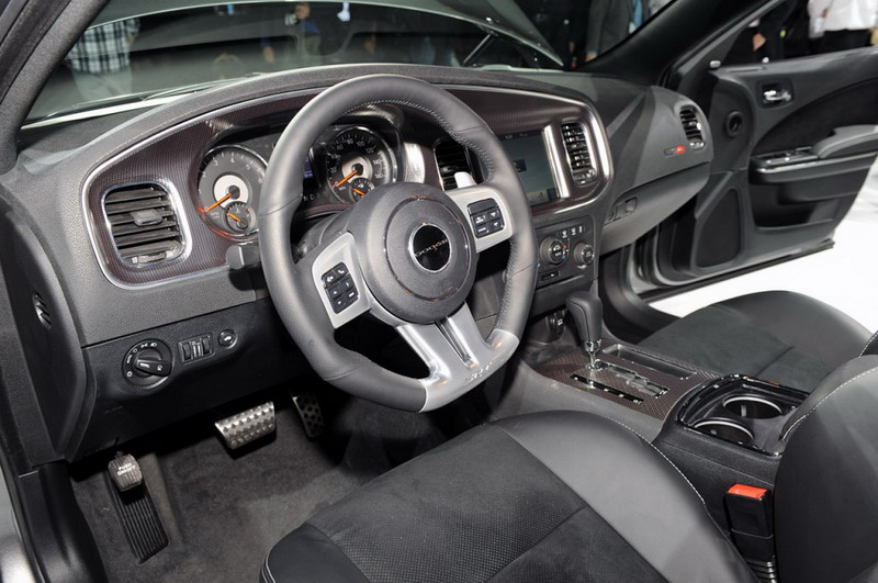 Dodge Charger 2012 Interior Photo