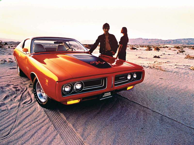 1971 Dodge Charger Pic