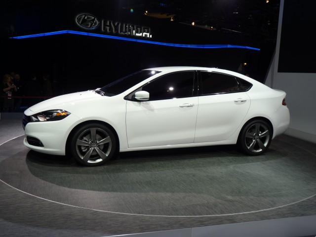 2013 Dodge Dart Pic