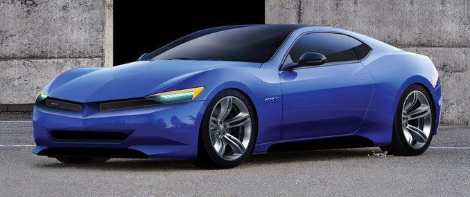 2015 SRT Barracuda Pic