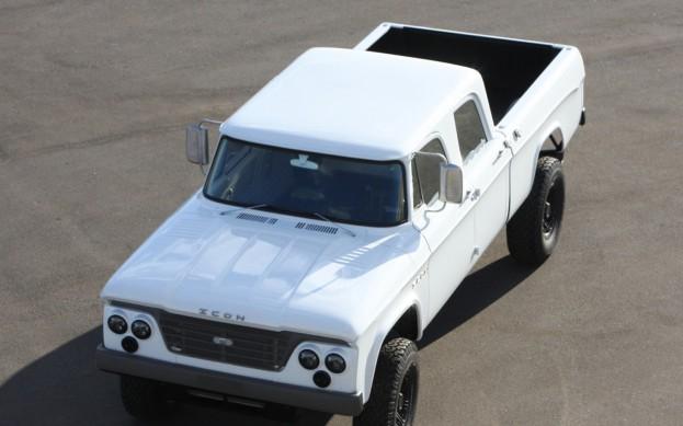 Dodge D200 Photo