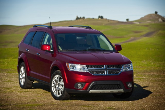 Dodge Journey 2013 Image