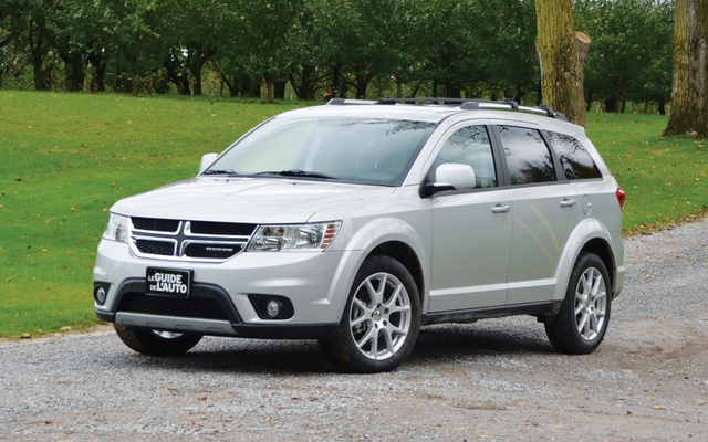 Dodge Journey 2013 Photo