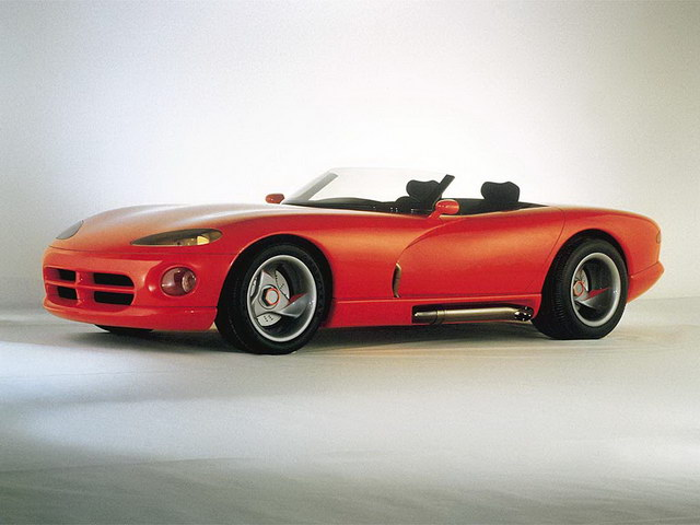 First Viper Concept Car Photo