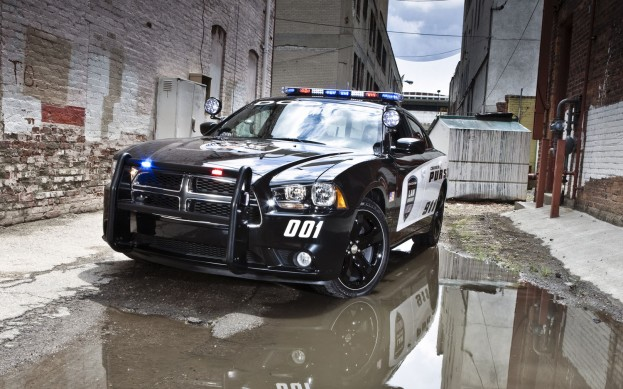 Mopar Police Dodge Charger Photo