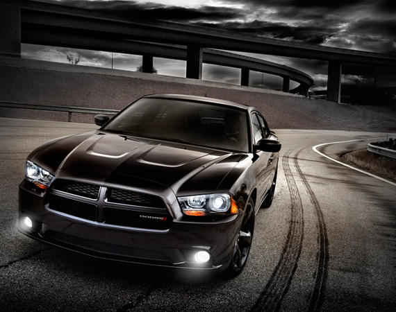 2012 Dodge Charger Blacktop with Dr. Dre Audio-System Image
