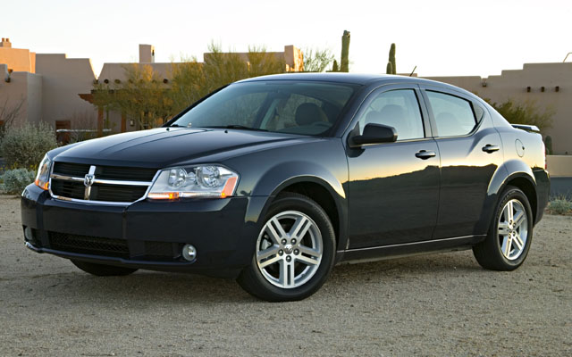 Dodge Avenger 2008 Photo