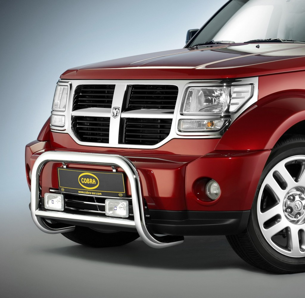Dodge Nitro Front Pic
