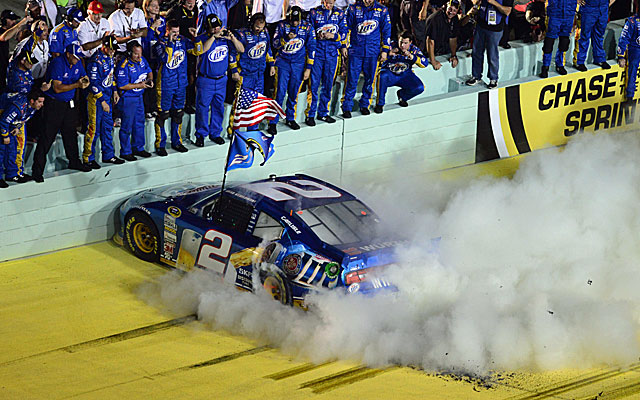 Dodge Sprint Cup Victory Pic