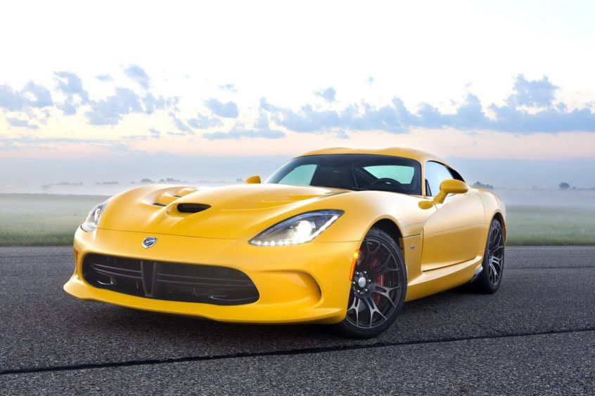 Dodge Viper SRT 2013 Pic