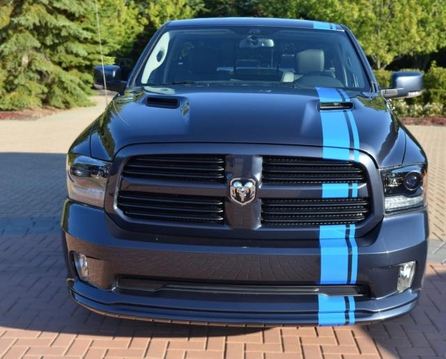 2013 Urban Dodge Ram