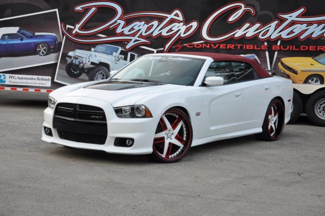 Dodge Charger Covertible