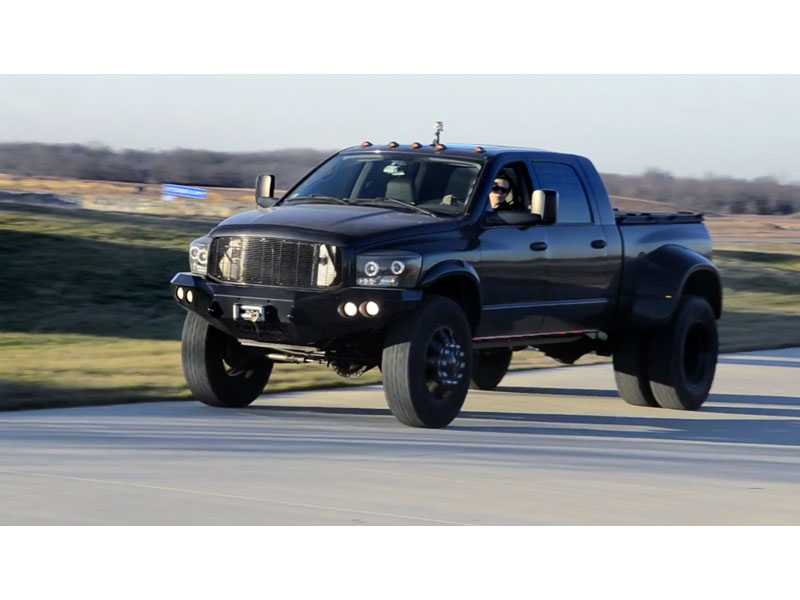 Dodge Ram 3500 Optimus