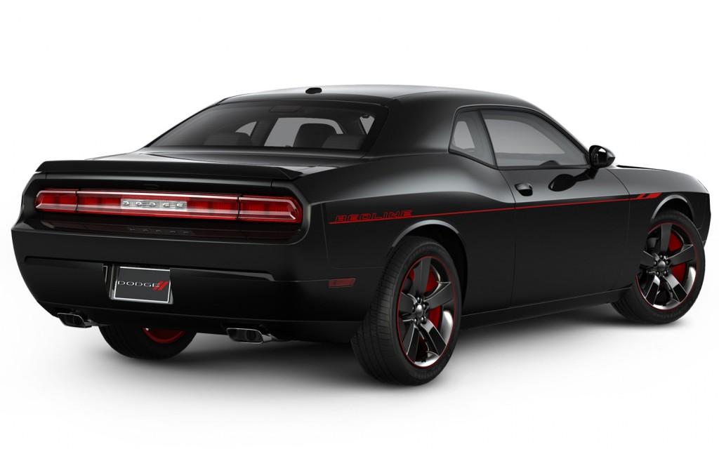 2013-Dodge-Challenger-RT-Redline-Pic1