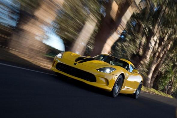 Dodge Viper Track Pack